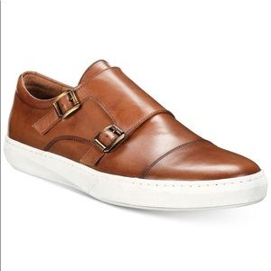 """Kenneth Cole """"Whyle"""" Leather Shoes - Men's Size 10"""